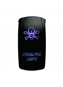 QUAKE LED Apocalypse LED Switch Rocker - QRS-AL-B