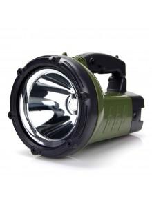 QUAKE LED Green Flashlight