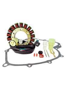 Kimpex HD High Output Stator and Crankcase Cover Gasket Kit Yamaha - 225817