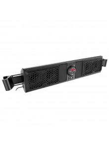 MTX AUDIO Bluetooth Overhead Audio System MUDSYS41 Roll Cage, UTV - 2 - 280 W
