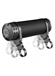 MTX AUDIO MUDHSB-B Bluetooth Audio System Handlebar, ATV, Motorcycle - 6