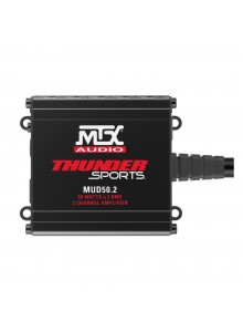 MTX AUDIO MUD Series Compact Sports Amplifier