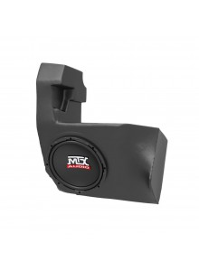 MTX AUDIO Can-Am - Amplified Subwoofer Fits Can-am - Under dash
