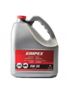 Kimpex 4-M 5W30 Snowmobile/ATV Engine Oil 5W30