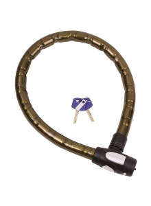 Oxford Products Barrier Armoured Cable Lock