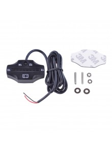 Kimpex HD Universal Battery Voltmeter Universal - 289034