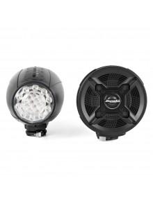 Bazooka Bluetooth Speakers with LED Light Universal