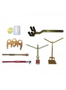 Straightline Complete Service Kit Dismantling, Installing - 301786