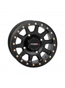 SYSTEM 3 OFF-ROAD SB-3 Beadlock UTV Wheel 14x7 - 4/110 - 5+5