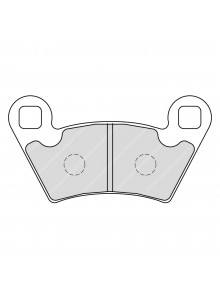 Sintered Off-Road Brake Pad