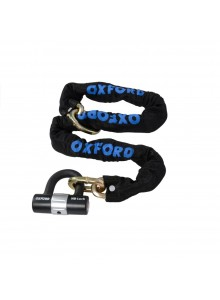 Oxford Products High Security Chain Padlock 10