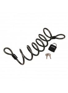 Oxford Products Loop Lock Cable and Padlock