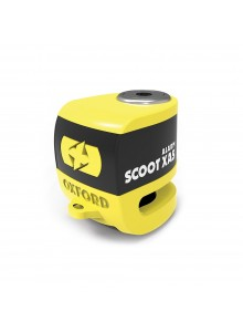 Oxford Products Scoot XA5 Super Strong Alarm Disc Lock
