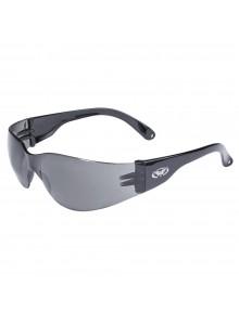 GLOBAL VISION Rider Sunglasses Black