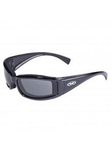 GLOBAL VISION Stray Sunglasses Black