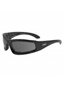 GLOBAL VISION Triumphant Sunglasses Black