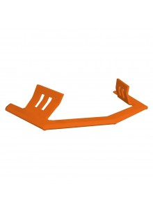 Straightline Rugged Series Lower Wing Front - Aluminium - Fits Arctic cat, Fits Yamaha