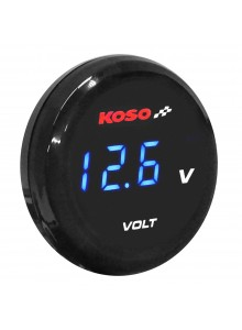 Koso Voltmeter I-Gear Universal - 405011