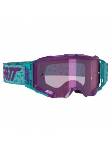LEATT Velocity 5.5 Iriz Goggle Aqua