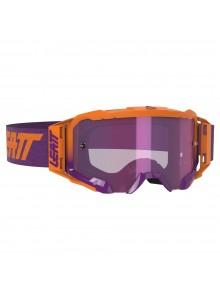 LEATT Velocity 5.5 Iriz Goggle Orange