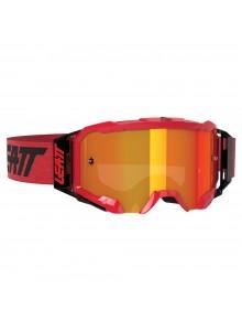 LEATT Velocity 5.5 Iriz Goggle Red