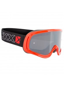 CKX Steel Goggles, Summer Red
