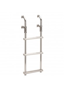 GARELICK Compact Transom Ladder Foldable - 3