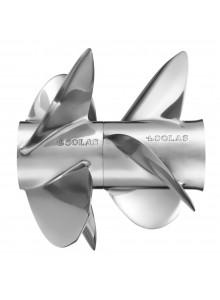 Solas B3 Propeller Fits Mercruiser - Stainless steel