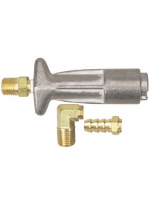 SCEPTER On tank and engine connector