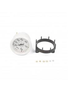 Faria Dress White Series Speedometer Boat - 706155