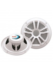 "Boss Audio 6-1/2"" Dual Cone Marine Audio Speaker Universal"