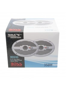 Boss Audio Coaxial Marine Speaker Universal