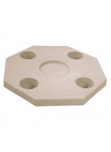 Kimpex Boat Tables, Octagonal Octogonal