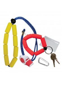 FOX40 Floating Lanyard & Card Saver kit