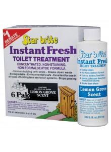 STAR BRITE Instant Fresh Toilet Treatment 6 x 8 oz