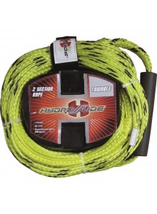 HYDROSLIDE Two Section 60' Ski Rope 2 section ski tow rope