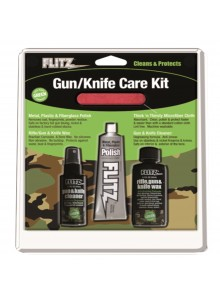 FLITZ Knife and Gun Care Kit