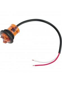 Bargman Hi-Intensity LED Light with Grommet Amber