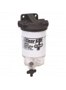 MOELLER Clear Site Water Separating Fuel Filter N/A