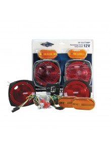 Top Quality Magnetic Taillight Kit Red