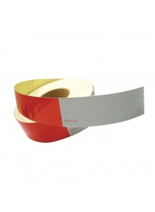 Top Quality Reflective Tape Grey, Red