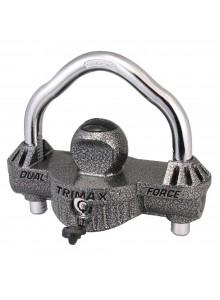 Trimax Trailer Coupling Lock, Die-Cast