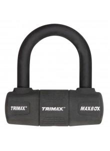 """Trimax Red """"U"""" Lock"""
