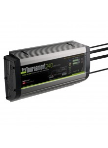 PROMARINER Battery Chargers, 24 A Protournament 240 Elite Dual - 727022