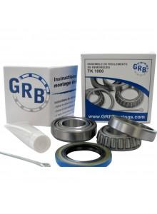 GRB BEARING Trailer Wheel Bearing Kits, TK 1000