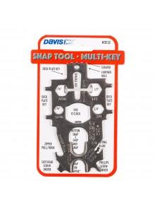 Davis Multi-Key Plate Screwing, Unscrew - 733848