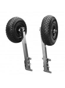 Davis Wheel-A-Weigh Retractable Wheel