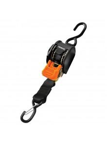 BOATBUCKLE Mini G3 Retractable Ratchet Tie-Down 6'