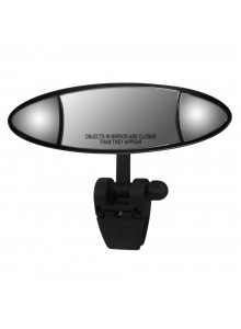"CIPA Mirror 4""x11"", Oval Clip-on"