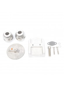 PERFORMANCE METAL Sacrificial Anode Kit Fits Mercury